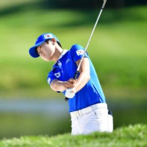 South Korean Golf Team Win the UL International Crown
