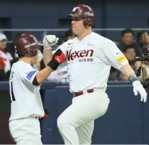 Nexen Heroes Win the Wildcard Game