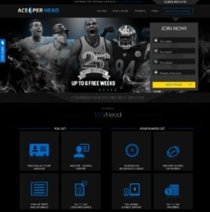 AcePerHead.com Sports Betting Software Review