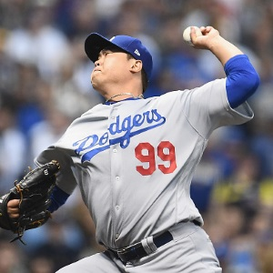Ryu Hyun-jin Shuts Down the Mets for his Eighth Win