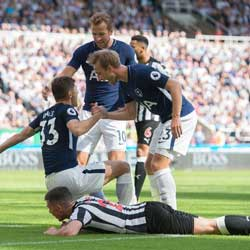 Tottenham Hotspur vs Newcastle Soccer Betting Pick