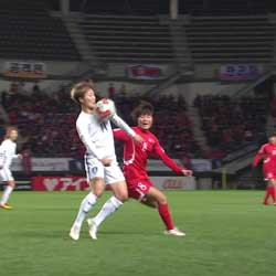 North Korea to Miss Regional Women's Football Tourney in South Korea