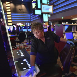 Over 600,000 Casino Employees without Work