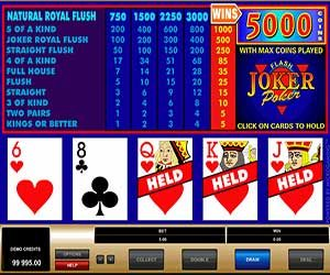 Online Video Poker Tutorial for Beginners