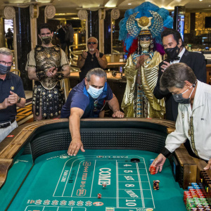 Las Vegas Casinos Reopen and Hoping for a Fast Recovery