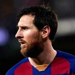 Barca Coach Setien Will Not Resign after Messi's Outburst