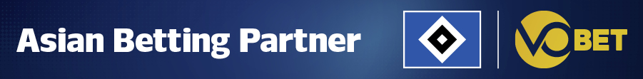 VOBET Sportsbook Partnering with Hamburger SV