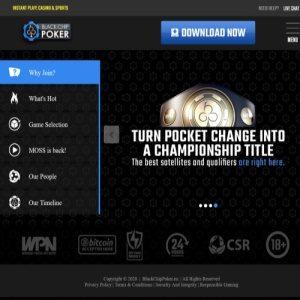 BlackChipPoker.eu Poker Review