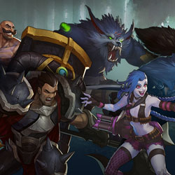 League of Legends Game Review