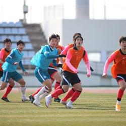 South Korean Olympic Men's Football Team Starts Final Training Camp