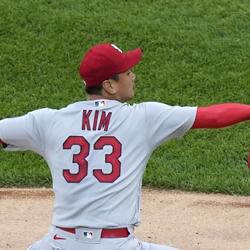 Cardinals Kim Kwang-hyun Took No-Decision Against Miami Marlins