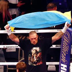 Usyk Upset Joshua to Win Heavyweight Title