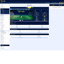 William Hill Sportsbook Review