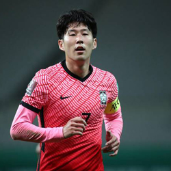 Son Heung-min Scores 2nd Straight Goal for South Korea